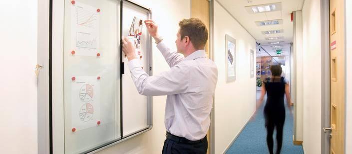 Tidsmæssigt Køb whiteboard tavler, flip-over tavler, planlægningstavler og VU-13